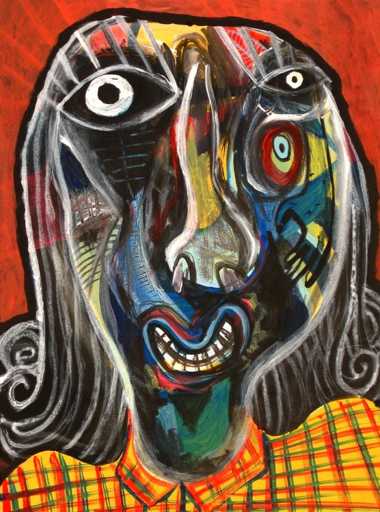 Portrait Naive