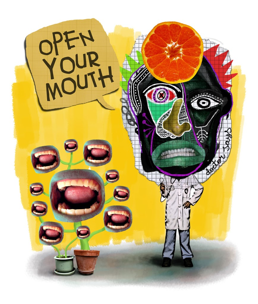 Doctor Says… Open Your Mouth
