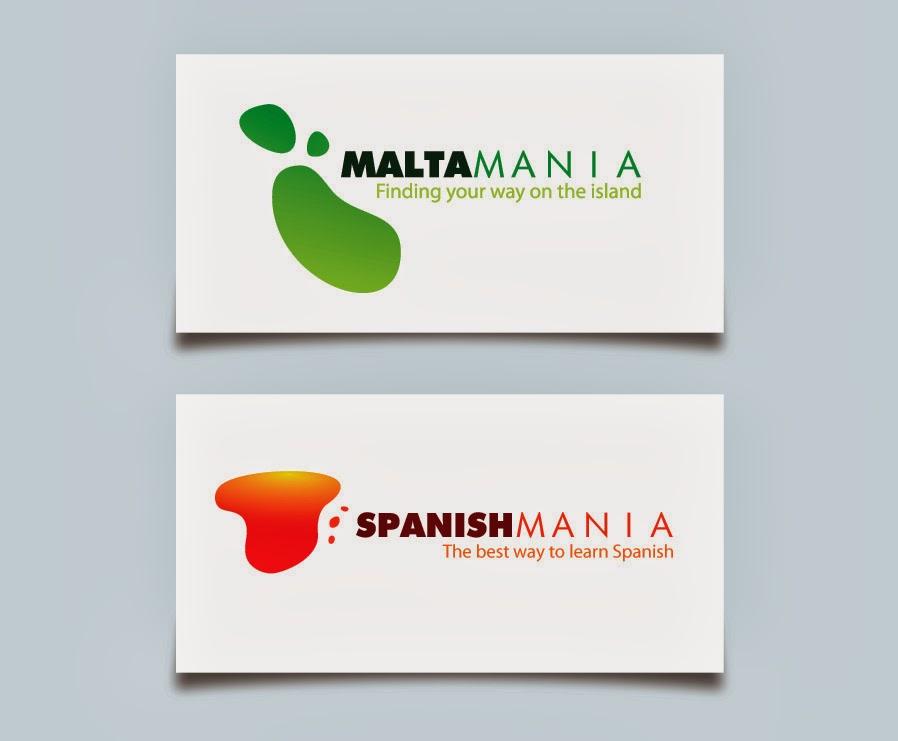 Spanish Mania & Malta Mania Logos