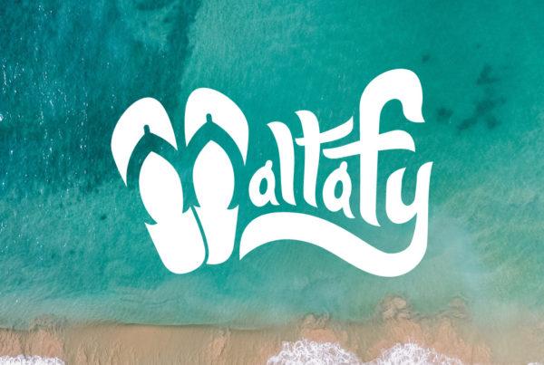 Maltafy logo by Miguel Palomar